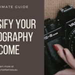 The Ultimate Guide to Diversifying your Photography Income
